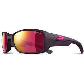 Julbo Whoops Spectron 3CF Sunglasses Aubergine/Pink-Pink